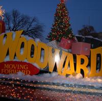 4. Crystal Christmas, Woodward