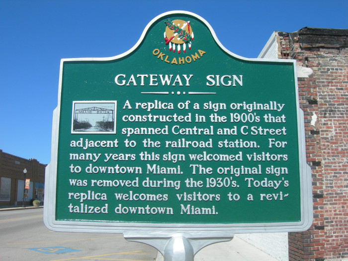 7. They appreciate their town's history.