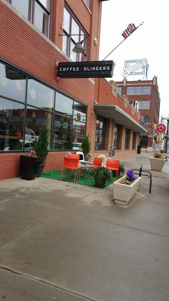 2. Coffee Slingers Roasters, Oklahoma City