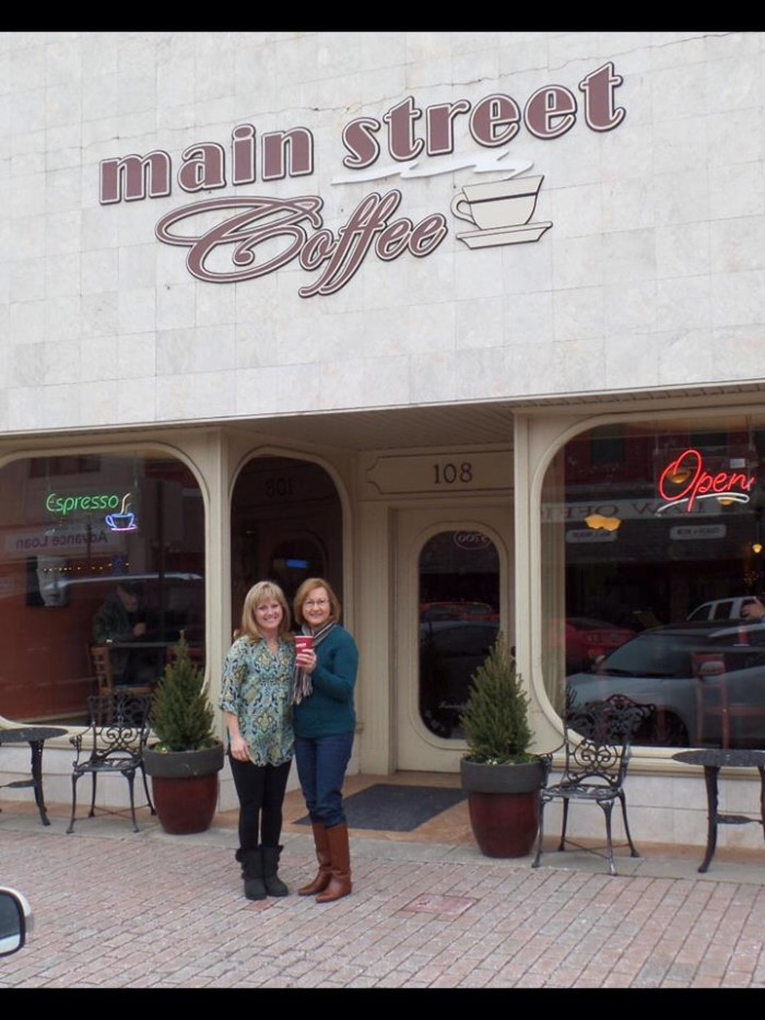 1. Main Street Coffee, Ardmore
