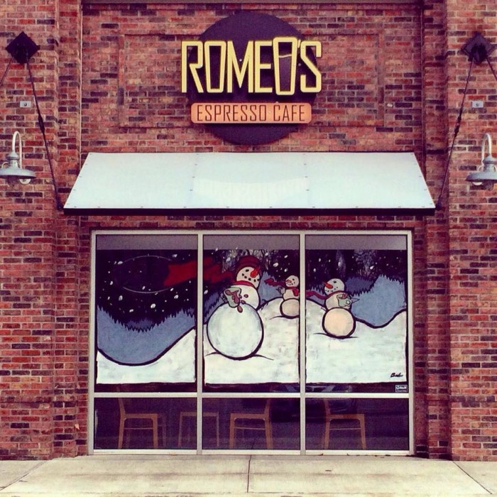 8. Romeo's Espresso Cafe, Broken Arrow