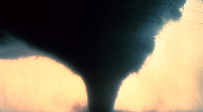 10. A massive tornado outbreak could devastate Oklahoma in its entirety.