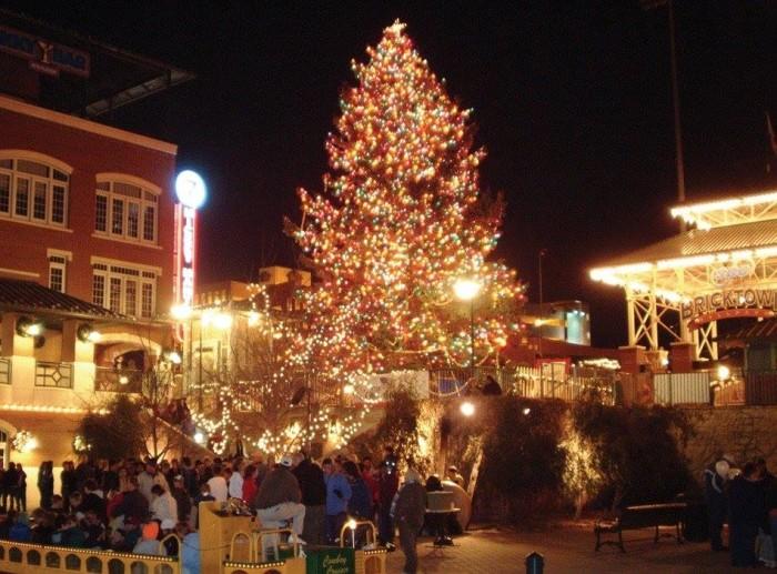 Snowfall Christmas Lights