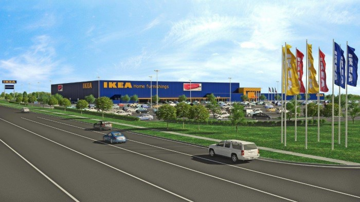 5. An Ikea store because we are tired of driving to Texas.