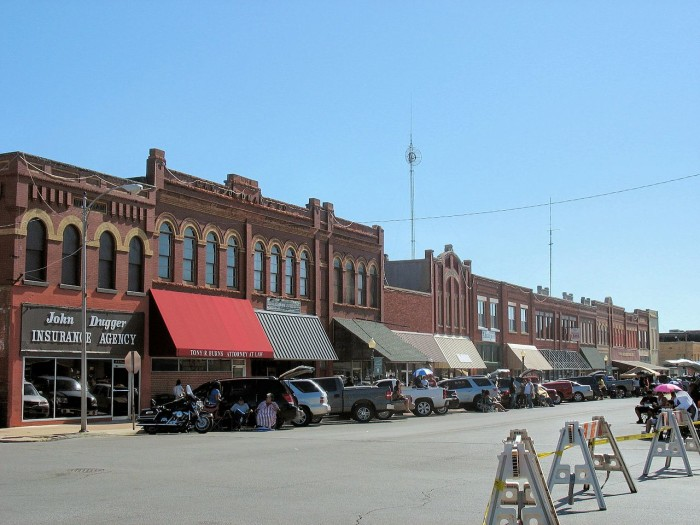 3. Caddo County