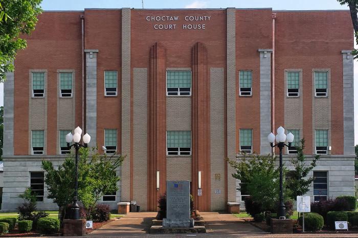 7. Choctaw County