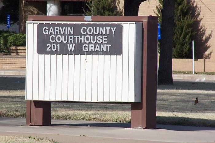 8. Garvin County