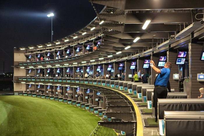 10. Hit a round of balls at Oklahoma's one and only Top Golf.