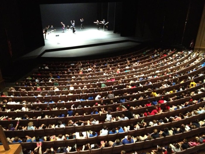 4. Attend a concert or performance at the Tulsa Performing Arts Center.