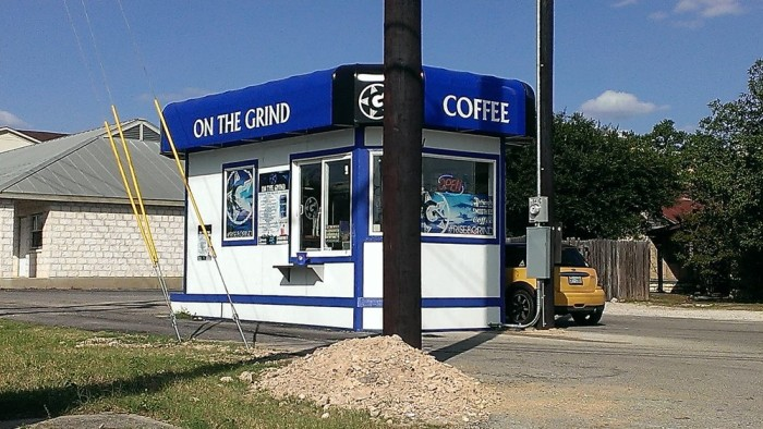 6. On The Grind (New Braunfels)
