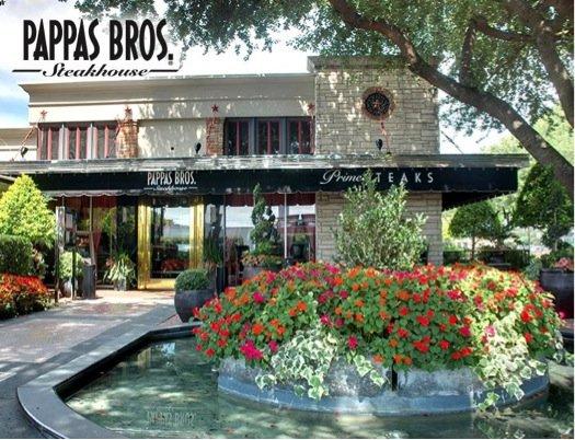 7. Pappa's (Dallas and Houston)
