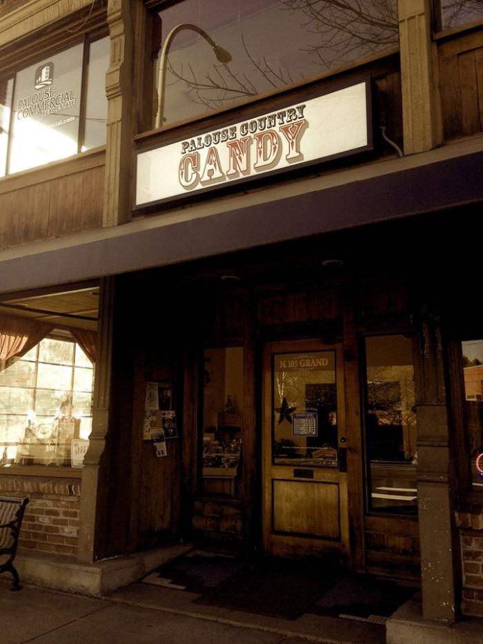 11 Candy Shops In Washington