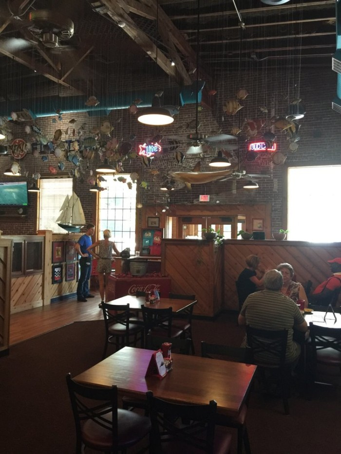 30. Powerhouse Seafood and Grill