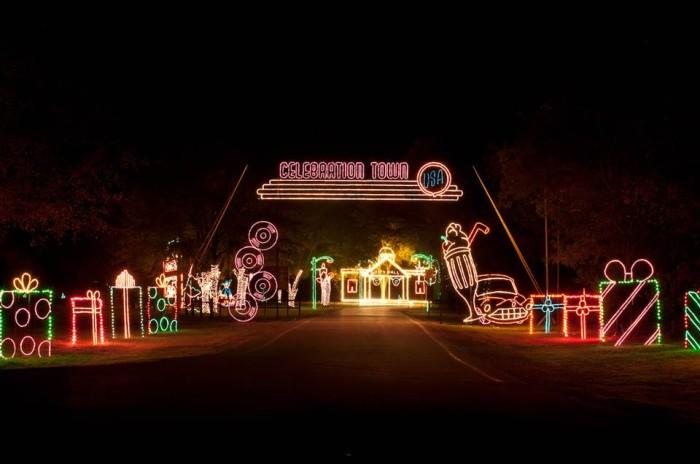 Wimberley Christmas Lights