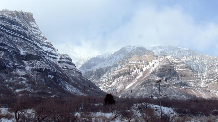 16. Provo Canyon