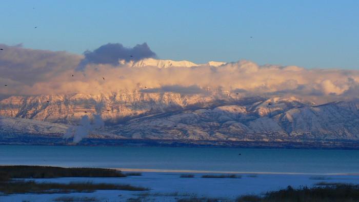 22. Provo (From Utah Lake)