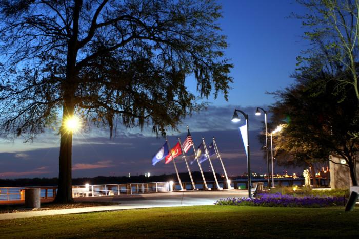 12. Riverfront Park - North Charleston, SC