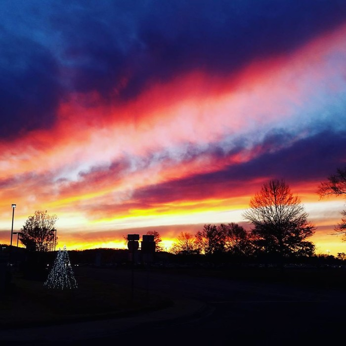 5. Russellville Sky by Rose Day Holland