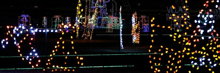 11. Speedway Christmas, Charlotte Motor Speedway
