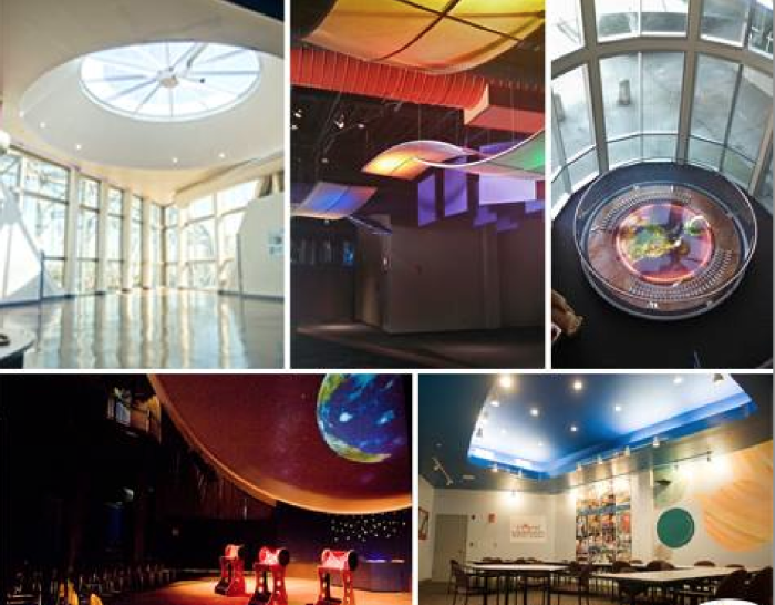 10. Sci-Port Louisiana Science Center, Shreveport, LA