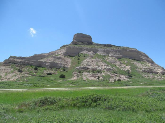 8. Scotts Bluff National Monument