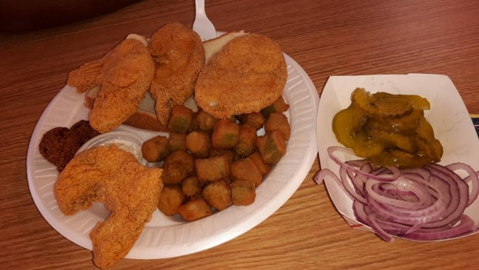 These 32 arkansas restaurants have the best seafood for Sharks fish and chicken little rock