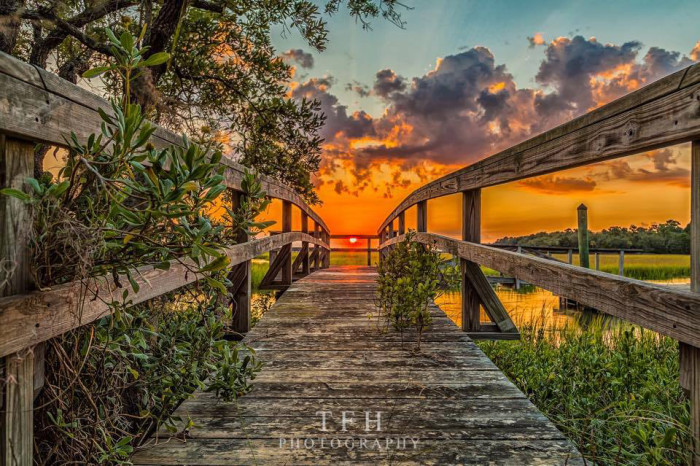 8. Shell Point in Beaufort County. Photo by TFH Photography.