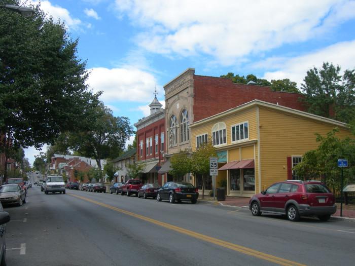 6. Shepherdstown
