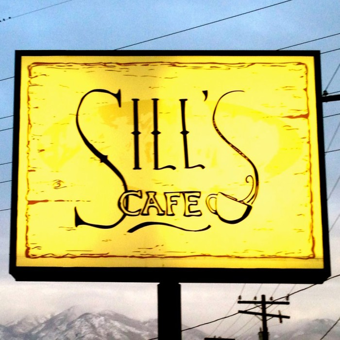 15. Sill's Cafe, Layton
