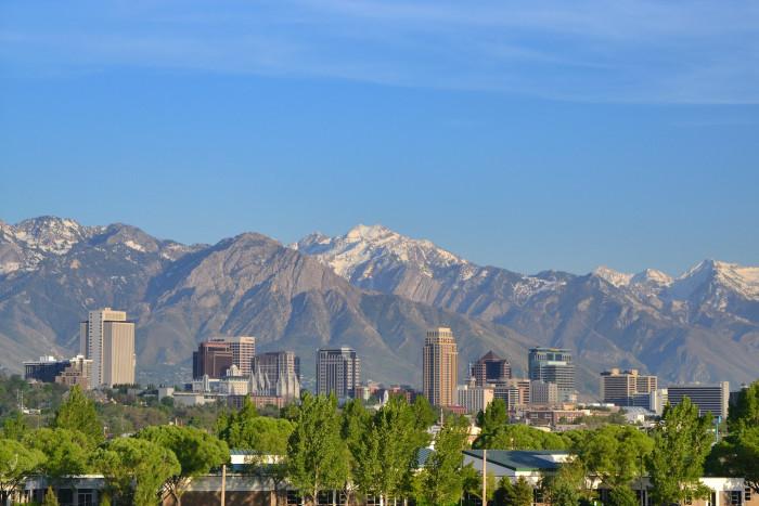 15. Salt Lake City
