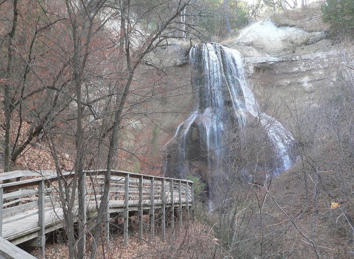 9. Smith Falls State Park