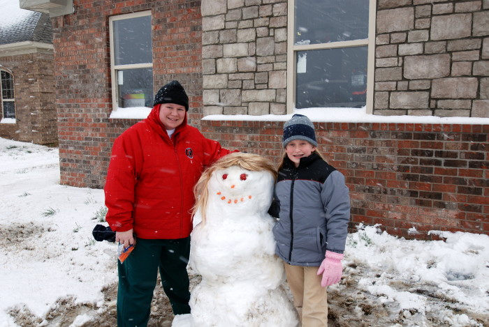2. What are the kids going to do during the inevitable snow days?