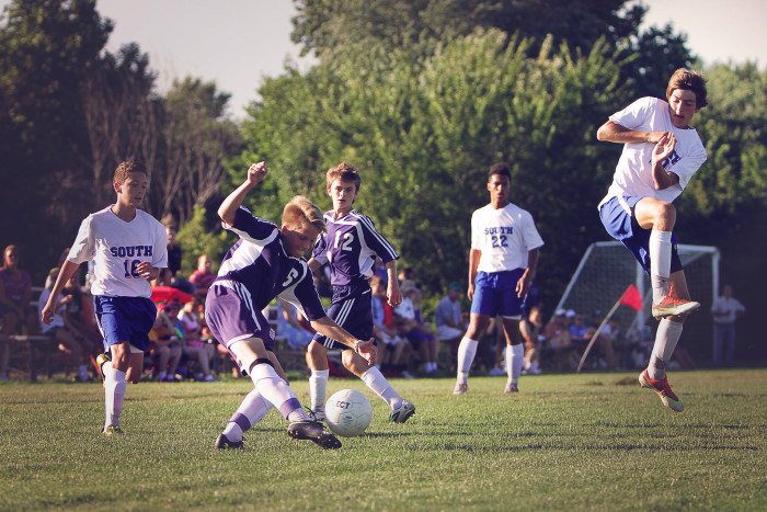 11. You didn't really have to try out for sports teams, they usually needed more players than they had.
