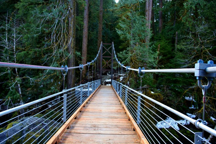 5. Staircase Loop, Olympic National Park