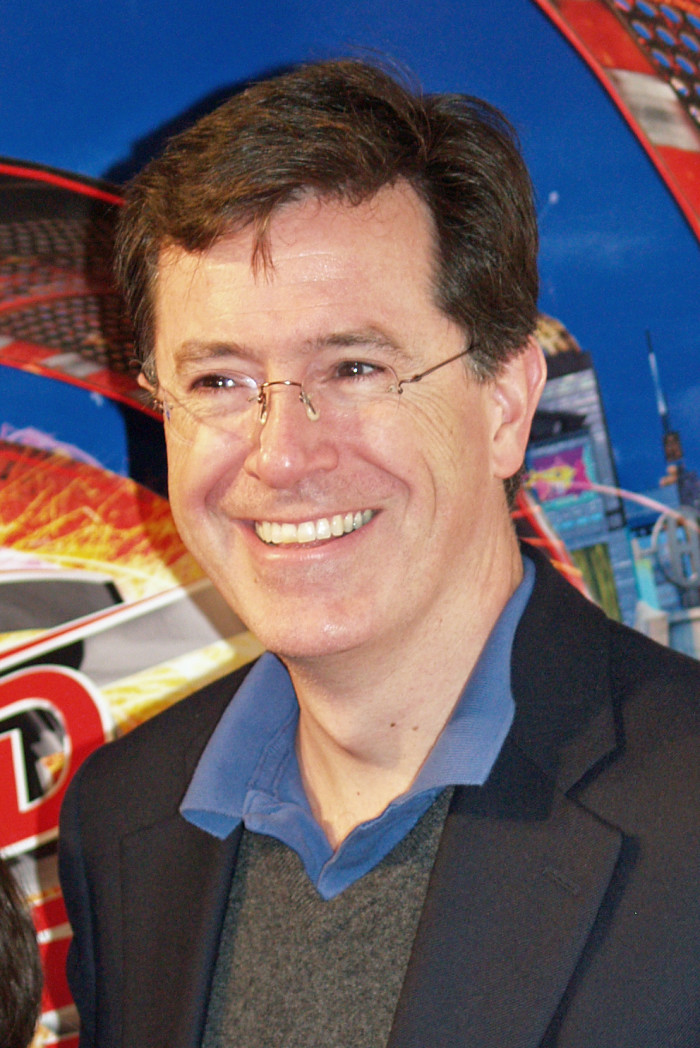 14. From which city in South Carolina does the host of the CBS Late Show, Stephen Colbert, hail?