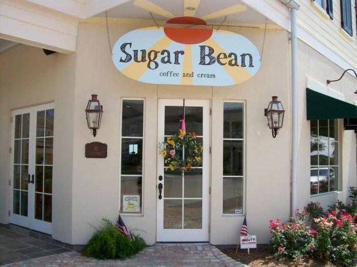 1. Sugar Bean Coffee and Cream (Galveston)