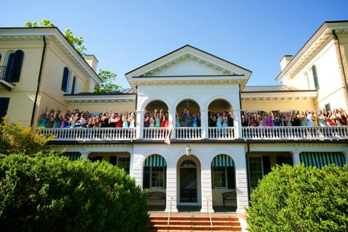 5. Sweet Briar alum prove that they are NOT to be messed with.