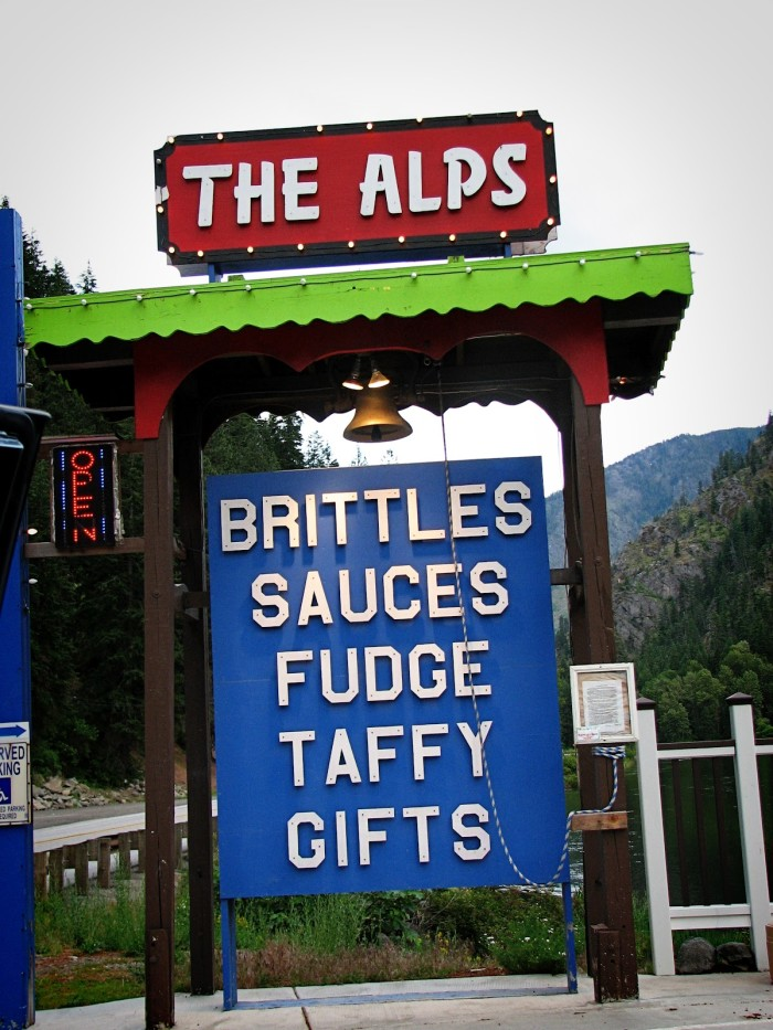 10. The Alps Candy, Leavenworth