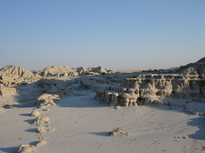 11. Toadstool Geologic Park