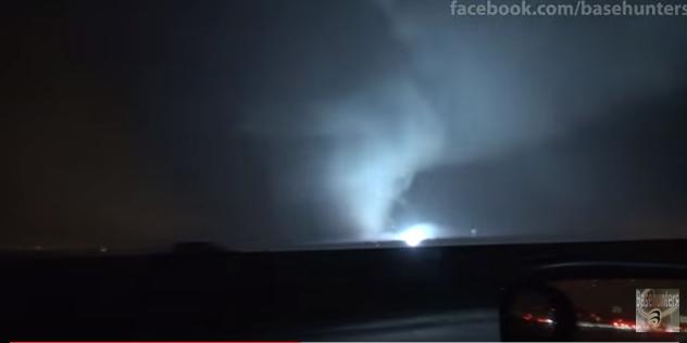 8. An F4 tornado devastated the Garland/Rowlett area just a few days ago.