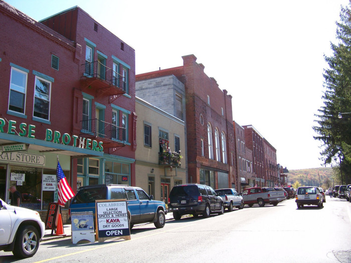 10. Vibrant, charming small towns.