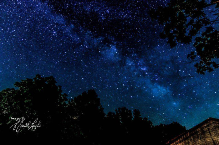 16. Union night sky. Photo by Images by Everett Leigh.