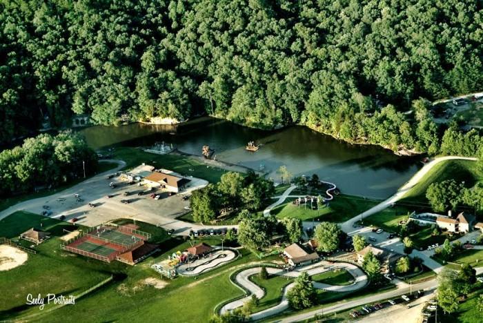 19. Longs Retreat Camping Resort in Latham, OH