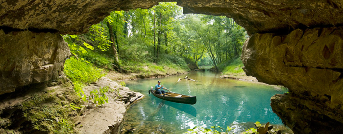 Kentucky: Mammoth Cave National Park