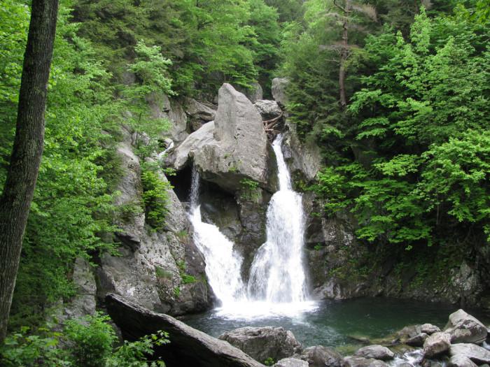 Massachusetts: Bash Bish Falls
