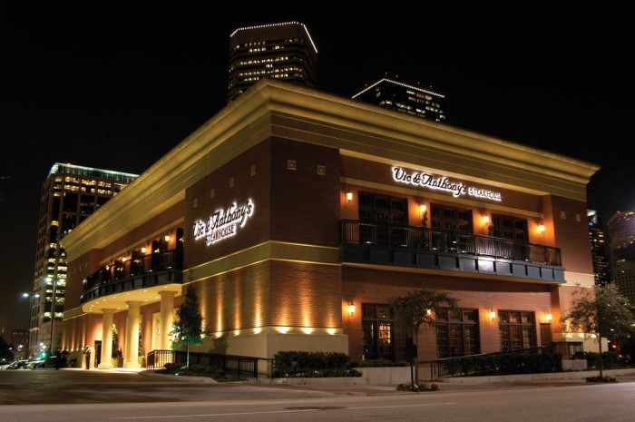9. Vic and Anthony's (Houston)
