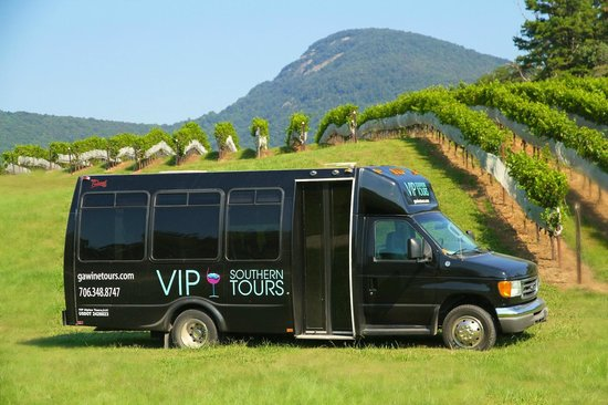 6. VIP Southern Tours - Wine Tasting Tours -5058 Helen Hwy., Ste. A Sautee, GA 30571