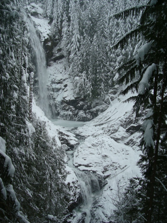 1. Wallace Falls State Park