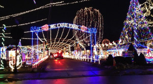 Here Are The 11 Best Christmas Displays In Indiana. They're Magical.