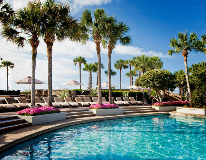 8. Splurge for a weekend at The Westin Hilton Head Island Resort and Spa. Live in absolute, full-on luxury for a few days.